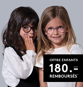 optic 2000 offre enfants